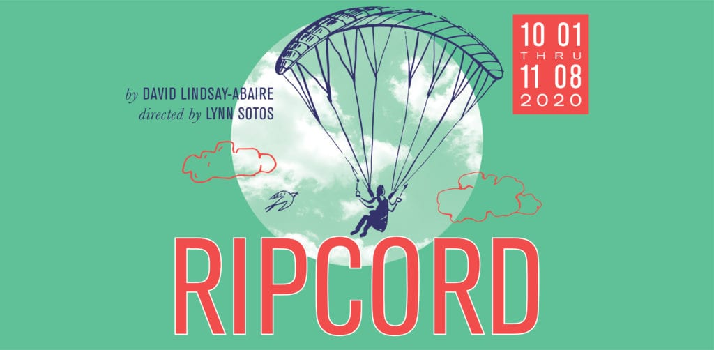 RIPCORD by David Lindsay-Abaire; directed by Lynn Sotos